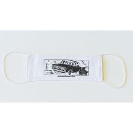 Lada 2101 maszk, fehér