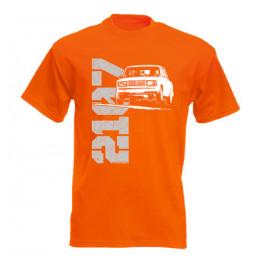 LADA 2107 JUMP férfi póló, narancs