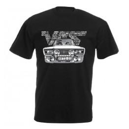 VFTS-01 férfi póló, fekete
