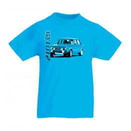 LADA 2101 gyerek póló, azúrkék