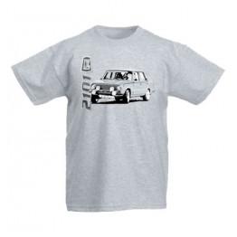 LADA 2101 gyerek póló, szürke
