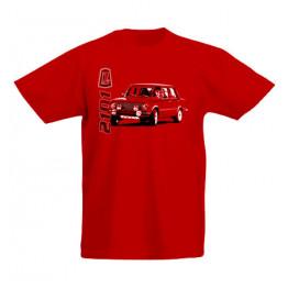 LADA 2101 gyerek póló, piros