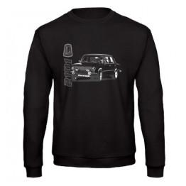 LADA 2101 pulóver, fekete