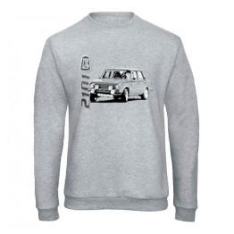 LADA 2101 pulóver, szürke