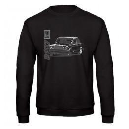LADA 2107 pulóver, fekete