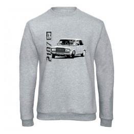 LADA 2107 pulóver, szürke