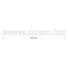 www.duen.hu autómatrica - fehér - 30cm