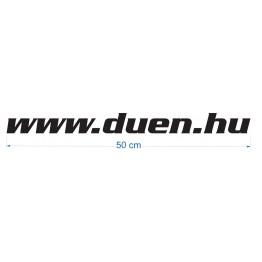 www.duen.hu autómatrica - fekete - 50cm