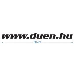 www.duen.hu autómatrica - fekete - 80cm