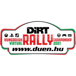 HUNGARIAN VIRTUAL RALLY CHAMPIONSHIP 2021 autómatrica