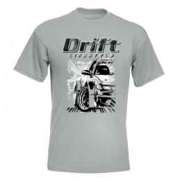 DRIFT LIFESTYLE férfi póló, cink
