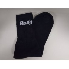RALLY zokni, fekete