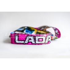 LADA passztartó, pink
