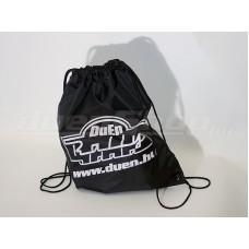 DuEn RALLY hátizsák, fekete