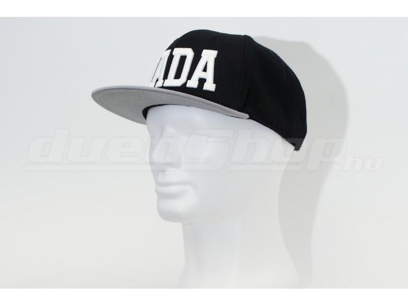 0e5d479e78 LADA baseball sapka, fekete/szürke SNAPBACK