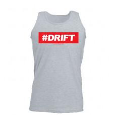 #DRIFT férfi trikó, szürke
