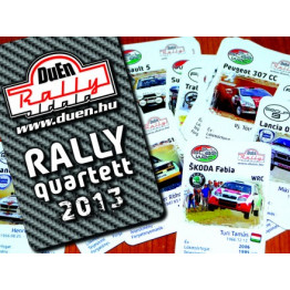RALLY QUARTETT