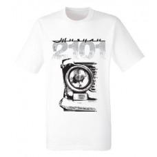 VAZ 2101 férfi póló, fehér