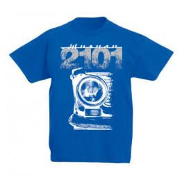VAZ 2101 gyerek póló, királykék