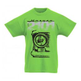 VAZ 2101 gyerek póló, lime