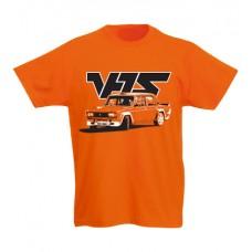 VFTS drift gyerek póló, narancs (104, 116, 128-as méret)