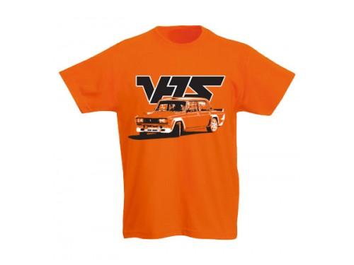 VFTS drift gyerek póló, narancs (128, 140-es méret)