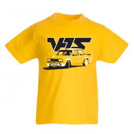 VFTS drift gyerek póló, sárga