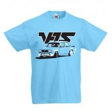 VFTS drift gyerek póló, világoskék (92, 98 méret)