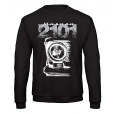 VAZ 2101 pulóver, fekete