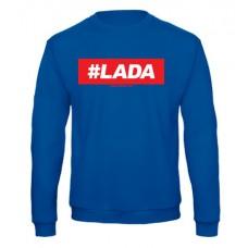 #LADA pulóver, királykék