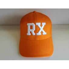 RX baseball sapka, narancs
