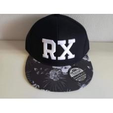 RX baseball sapka, fekete / Hawaii SNAPBACK