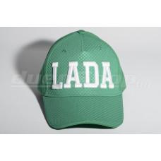 LADA baseball sapka, zöld CARBON