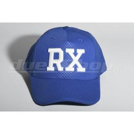 RX baseball sapka, királykék CARBON