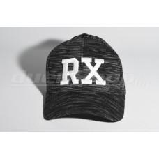 RX baseball sapka, cirmos sötétszürke