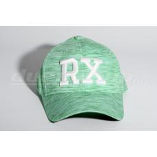 RX baseball sapka, cirmos zöld