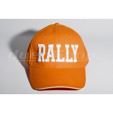 RALLY baseball sapka, narancs
