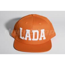LADA baseball sapka, narancs SNAPBACK