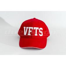 VFTS baseball sapka, piros