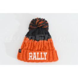 BOJTOS RALLY sapka, narancs-grafit