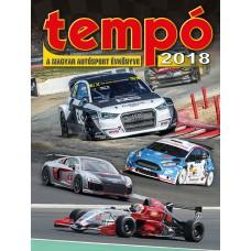 Tempó a magyar autósport évkönyve 2018