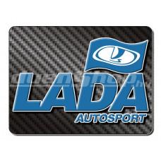 Hűtőmágnes - LADA Autósport