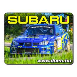 Hűtőmágnes - Subaru Impreza WRC