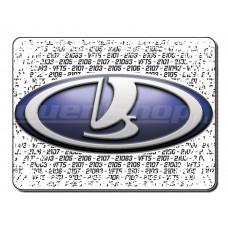 Hűtőmágnes - LADA logó